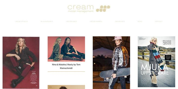 Cream Models Managment