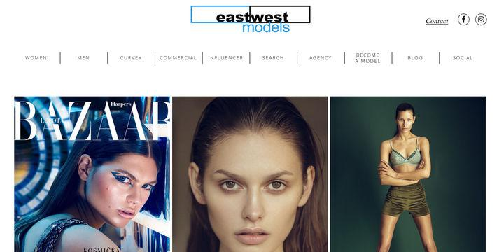East West Models