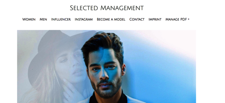 Selected Model Management