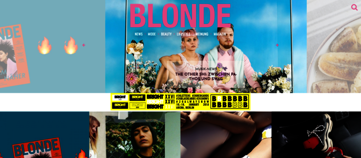 Blonde Magazin