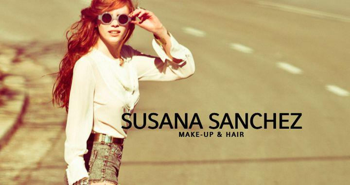 Susana Sánchez - Make Up & Hair