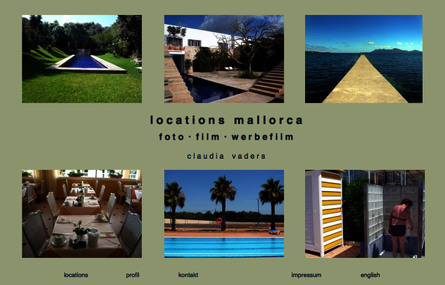 Locations Mallorca
