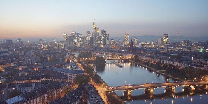 Webcam Frankfurt Skyline - Hi.Res.Cam