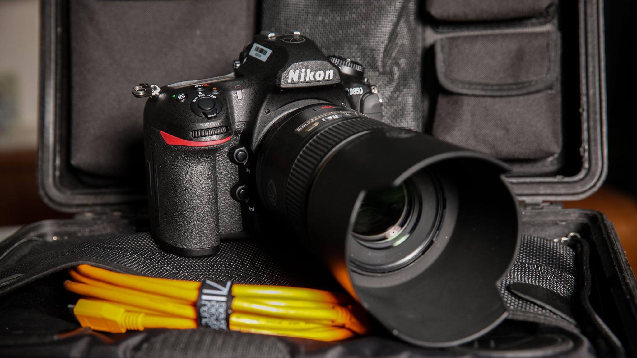 Nikon D850 just arrived   711rent com